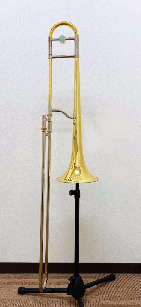 XO(エックスオー)テナートロンボーン 1632GL-LT ジョン・フェチョックモデル