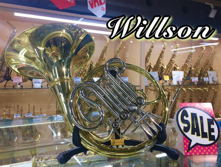 ウィルソン ホルン CS230CL