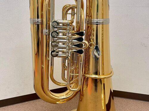 【チューバ 半期決算セール特別提供品】EASTMAN(イーストマン) B♭管チューバ『EBB825G』