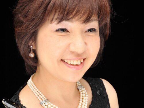 東京佼成ウインドオーケストラクラリネット奏者 大浦綾子様がF.A.ユーベルの選定にご来店くださいました!